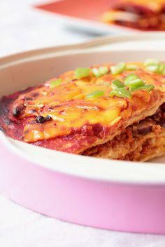 Best paquet de tortillas recipe on pinterest - Cuisine mexicaine tortillas ...