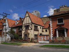 Casas en el barrio María Cristina  Barrio Chapinero   Carrera 5 con Calle 65   Bogotá  Colombia