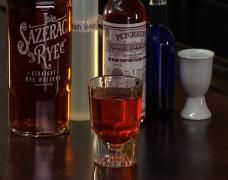 Sazerac: 2 ounces rye whiskey ¼ ounce simple syrup two dashes Peychaud's bitters Absinthe or herbsainte Bourbon Cocktails, Rye Whiskey, Simple Syrup, Bartender, Grape Vines, Whiskey Bottle, Drinks, Drinking