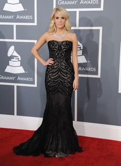 [PICS] Grammys 2013 Red Carpet Arrivals — 55th Grammy Awards Fashion - Hollywood Life