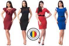 Tu ai văzut noile modele de rochii fabricate în România? http://www.adromcollection.ro/3-rochii