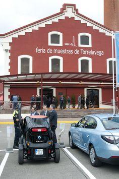 Los Twizys De Pruebas.