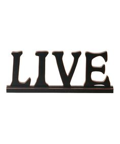 'Live' Wood Décor