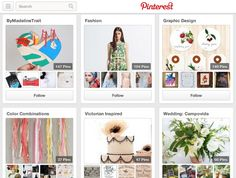 Buyer personas are an essential part of marketing any successful craft marketing business, and Pinterest makes it easy to create an interactive, visual one.