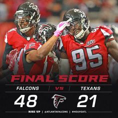 What a way to end the game tho. We baby! Rise Up Atlanta Falcons Rise Up, Atlanta Falcons Memes, Falcons Football, Football Memes, Cincinnati Reds Baseball, Indianapolis Colts, Pittsburgh Steelers, Dallas Cowboys, Nfl San Francisco