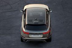 Land Rover lève le voile sur le Range Rover Velar - actualité automobile - Motorlegend