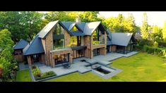 Russet House, Leycester Road, Knutsford Millionaire Homes, Floating Staircase, Maps Street View, Indoor Swimming Pools, Detached House, Open Plan, Property For Sale, Exterior, House Design