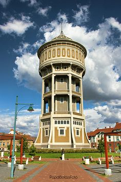 Víztorony / Water tower - Szeged, Hungary