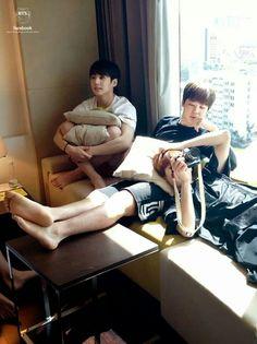 Jungkook, Jimin, & Jin