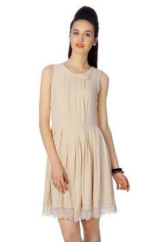 5-beige dresses Fashion Corner, Beige Dresses, Stuff To Buy, Beige Suits, Tan Dresses