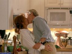 "Susan Sarandon & Richard Gere en ""Shall We Dance"""