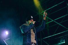 Chance the Rapper Performing at Rhythm & Vines. Chance The Rapper, Festival 2016, New Zealand, Vines, Sunrise, World, Concert, Recital, Sunrises