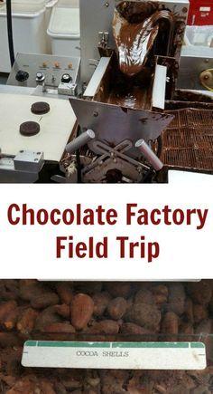 Chocolate Factory Field Trip