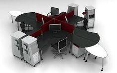 Image result for desk cubicles