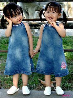 photos of Pediatrics and Adolescent Twin