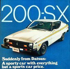 Datsun 200-SX