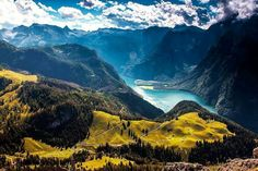 Lake Konigsee# Bavaria#Germany