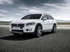 Photo 508 RXH Peugeot parts. Specification and photo Peugeot 508 RXH. Auto models Photos, and Specs Peugeot, Audi, Bmw, Volkswagen, Car Posters, Poster Poster, Top Cars, Limousine, Station Wagon
