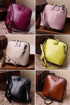New Genuine Leather Shell Women Shoulder Bag Luxury Brand Bag Women  Messenger bag Famous Designer Brand 8b528aa9ce