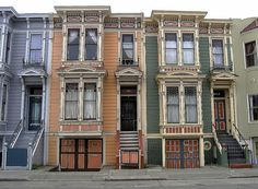 Mission district, San Francisco | by Dave Glass