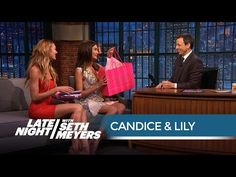 Candice Swanepoel & Lily Aldridge on Nearly Taking Out Ariana Grande with Victoria's Secret Costumes - http://maxblog.com/2200/candice-swanepoel-lily-aldridge-on-nearly-taking-out-ariana-grande-with-victorias-secret-costumes/