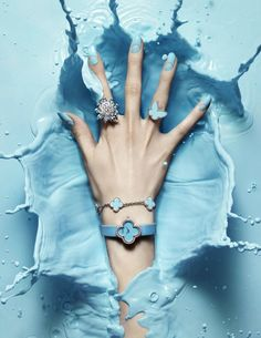 #blues #blue #nails #beauty #color