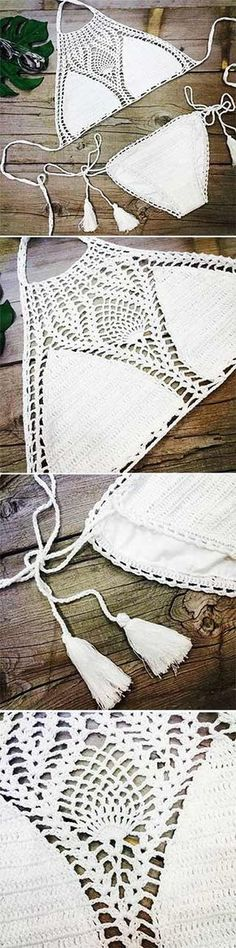 Take the beach look to a new level with this crochet HAND-MADE baby. ONLY $19.99! You are  my only sunshine! Get more hot pieces at Cupshe.com !