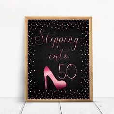 Items similar to Stepping into Happy Birthday Sign, Cheers to 70 Years, Anniversary Sign, Confetti Gold Party Decoration, Birthday décor on Etsy Mom Birthday Crafts, Happy 80th Birthday, Birthday Cheers, Gold Birthday Party, Happy 40th, Birthday Bash, Gold Party Decorations, As You Like, Sign