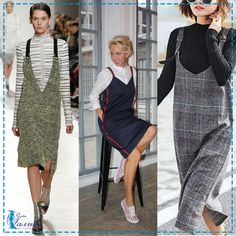Casual Work Outfits, Work Casual, Casual Dresses, Diy Fashion, Womens Fashion, Couture Sewing, Apron Dress, Comfortable Fashion, Overalls