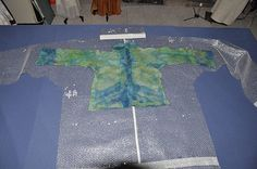 Jacket done; this is a great series of photos of the process