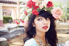 rose crown / whatjocraves.com
