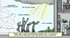 Check out the comic Best of PHD Comics :: Things that could be happening outside | Best of W...