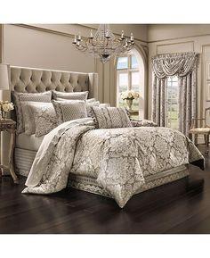 queen bedroom sets live like a queen 46 Luxury Comforter Sets, Cheap Bedding Sets, Queen Comforter Sets, Affordable Bedding, Modern Comforter Sets, Bel Air, Bedroom Furniture, Bedroom Decor, Bedroom Curtains