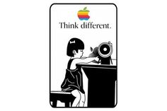 Apple Think Different, Apple uses Child Labor to make Ipods.