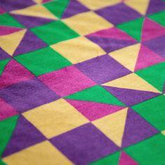 Colorblocks-luomuvelour, pinkki / Colorblocks organic velour / www.kapynen.fi