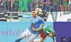 فوضى عارمة في مباراة الوحدات والفيصلي ضمن…: شهدت قمة الكرة الأردنية جمعت الفيصلي والوحدات في الأسبوع 18 لدوري المحترفين لكرة القدم، فوضى…