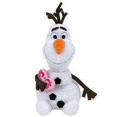 Ty Disney Frozen Olaf - Snowman with Heart Ty http://www.amazon.com/dp/B00QXK2ZJU/ref=cm_sw_r_pi_dp_zJyWub1AX3VZG