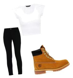 """""""Madison beer outfit"""" by maddiecali ❤ liked on Polyvore featuring STELLA McCARTNEY and Timberland"""