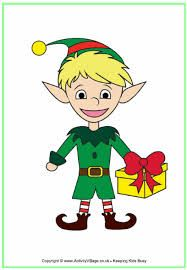 Image result for drawings of xmas elves