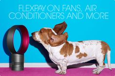 FLEXPAY ON FANS, AIR CONDITIONERS AND MORE