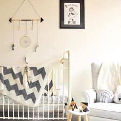 D R E A M // we love this stunning nursery by Kate @lifewithreid. Our personalised Raccoon name print fits in perfectly! Thanks for the pic lovely Happy Friday Eve x . Shop yours through the link in our Bio. Simply choose your animal and pick A3 Name Print as your option with a note of the name x . . . #raccoon #reid #nursery #personalised #tribal #boho