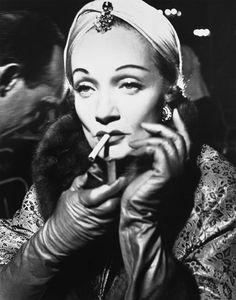 Richard Avedon - Marlene Dietrich