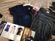 Inspirational fitness T's from Whooha Gear