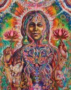 °Goddess of Abundance by Isabel Bryna