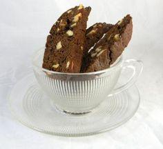 Handmade Biscotti - Dutch chocolate and walnut by BoozyBiscotti for $14.00