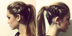 Resultado de imagem para sophia abrahão penteados