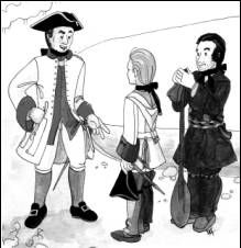 82 best 1700 1730 for sperry images 18th century fashion 18th Century Black Uniforms 1700 s justacorps military coat and capote canadian hooded coat pattern le chevalier