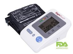 Slight Touch Automatic Upper Arm Blood Pressure Monitor with Case and Batteries *** More info could be found at the image url. Heart Pressure, Good Blood Pressure, Blood Pressure Control, Blood Pressure Remedies, Best Amazon Products, Pressure Canning, Good Heart, Cooking Timer, Fun Facts