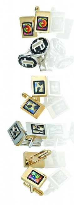 Frey Wille cuff links
