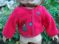 American Girl Doll Clothes  Purses  Red by KingsLittleBlessings, $9.50